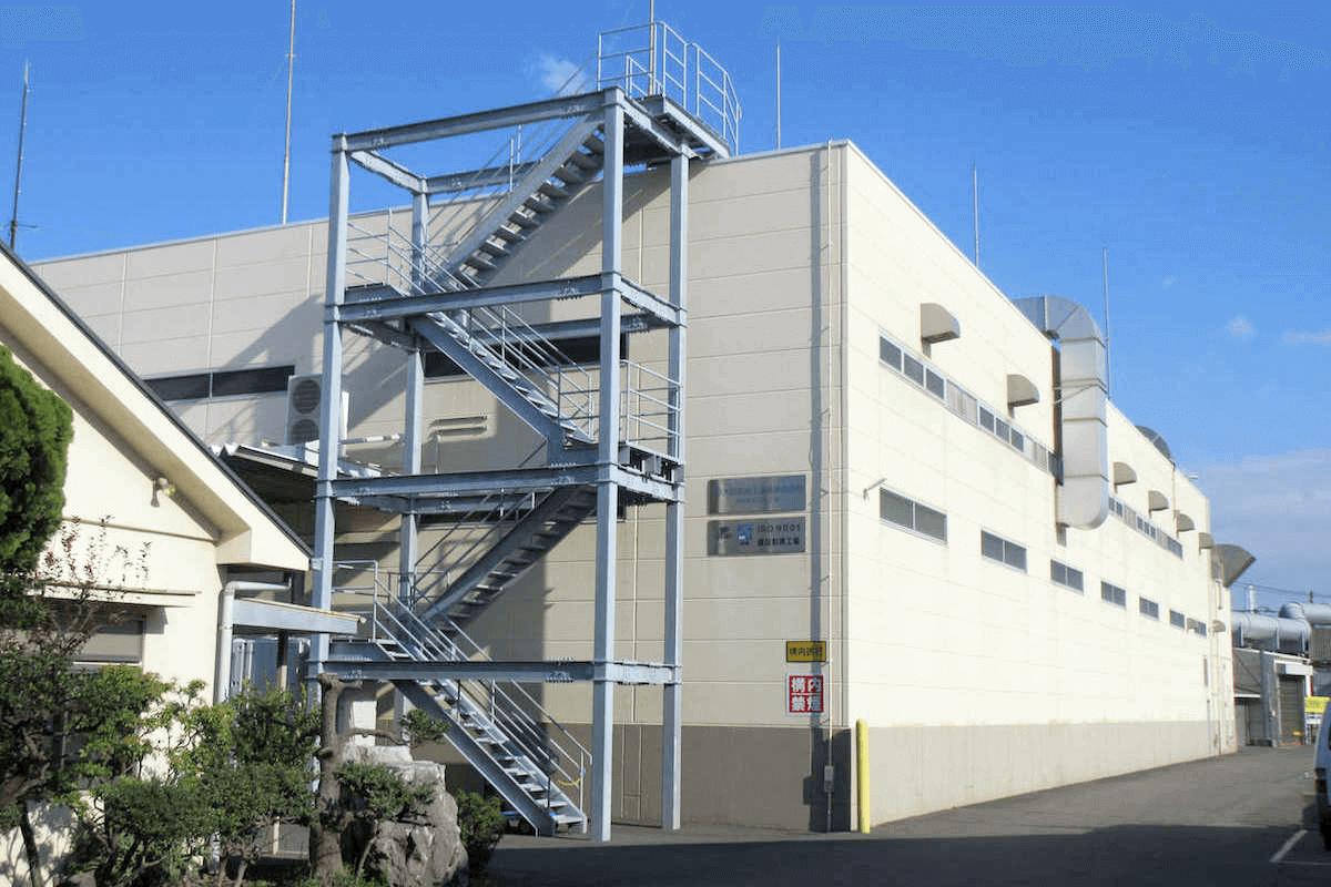 静岡機能材料工場 富士事業所