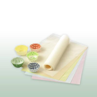 特殊加工紙・機能材料