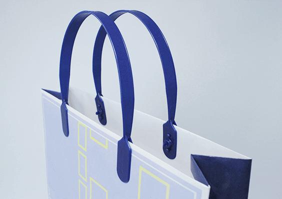 平紐手提袋(ハッピータック)