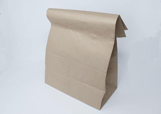 新聞リサイクル袋
