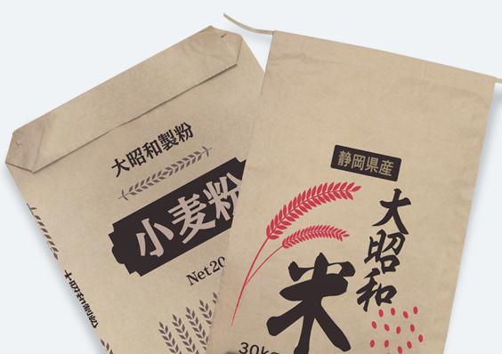 重包装袋(米袋・粉袋・セメント袋)