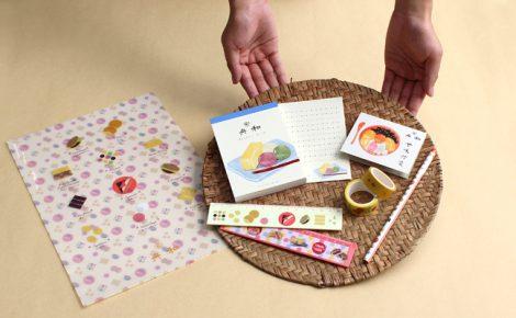 【事例紹介】株式会社舟和本店 様 -和菓子文化を伝える文房具-