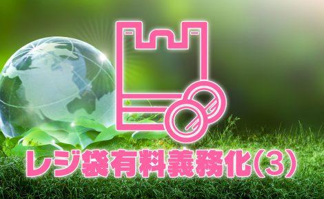 【環境対策】レジ袋有料義務化(3)