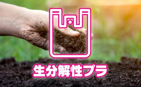 【環境対策】プラごみと生分解性プラスチック